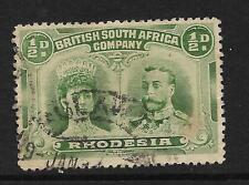 RHODESIA, DOUBLE HEAD, 2d SG 171  GOOD TO FINE USED, CAT £50
