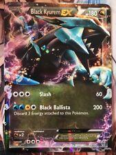 Pokemon: Black Kyurem EX / Schwarzes Kyurem EX  Plasma Storm 95/135