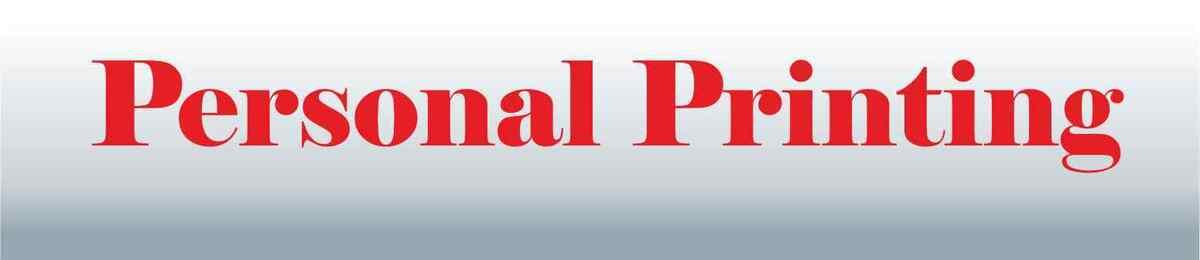 print it personal