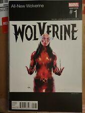 All-New Wolverine #1 Keron Grant Hip Hop Variant Marvel Comics NM RARE