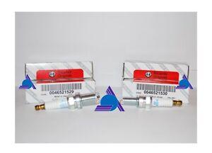 CANDELE ALFA ROMEO MOTORI TWIN SPARK NGK 46521529 + 46521530 - BKR6EKPA + PMR7A