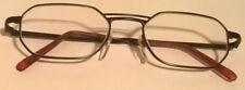 Erwachsene Brillenfassungen aus Metall für Herren
