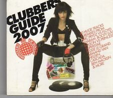 (FX588) Clubbers Guide 2007, 2CD  - 2007 CD