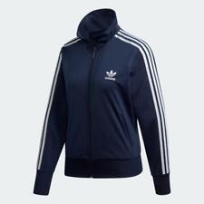 Adidas Originals Firebird Track Top Jacket Navy Blue 100% Authentic