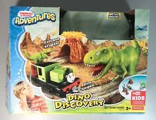Fisher-Price Thomas & Friends Adventures Dino Discovery track set with Luke