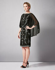 Brand New Phase Eight Collection 8 Esmerelda Beaded Dress UK 16 RRP £295