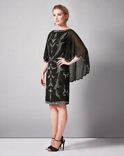 Brand New Phase Eight Collection 8 Esmerelda Beaded Dress UK 16 RRP £295