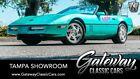 1990 Chevrolet Corvette INDY 500 PACE CAR Turquoise Metallic 1990 Chevrolet Corvette  5.7L V8    F OHV 4A w/ Elec. OD auto