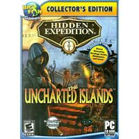 Hidden Expedition The Uncharted Islands PC Games Windows 10 8 7 XP Computer