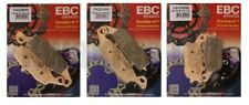 Suzuki DL1000 V-Strom 2002-2010 Set of EBC Sintered HH Front & Rear Brake Pads