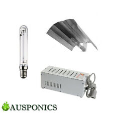 600W MAGNETIC BALLAST + HPS Lamp + Aluminium Reflector Hydroponics Lighting Kit