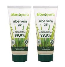 ALOE Pura Aloe Vera Gel | | | ustioni trattamento lenitivo 200ml - 2 Confezione