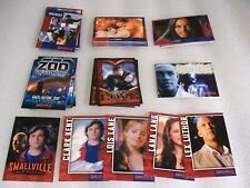 SMALLVILLE SEASON 5 Complete Trading Card Set - Superman   90 card set