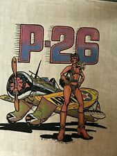 1974 T-Shirt print P-26 by SPAIN RODRIGUEZ Outrageous art