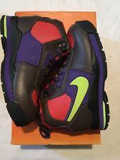 Nike Kid PS Winter Boots Baltoro Boys Toddler Brown Red Yellow 314610 271 Purple