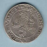 Netherlands - Zeeland. 1617 Lion Daalder.. Fine+