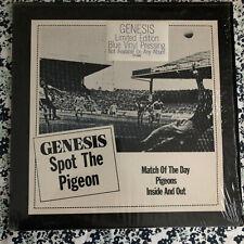 Genesis - Spot The Pigeon - In Shrink - Blue Vinyl! - 1977 Vinyl LP - EP 1800