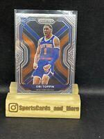 2020-2021 Panini Prizm Obi Toppin Silver Base #280 Knicks RC Rookie