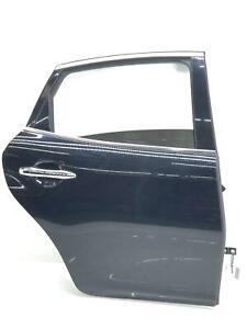 2011-2013 INFINITI M37 RIGHT REAR DOOR SHELL BLACK OBSIDIAN (KH3) OEM 2012