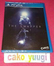 THE SWAPPER SONY PS VITA LIMITED RUN #39 REGION FREE  3300 EX NEUF NEW