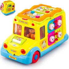 Lernspielzeug Schoolbus Interaktiv Schulbus Interaktives Kinder Spielzeug KP0505