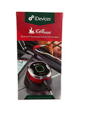 iDevices iGrill Mini Bluetooth Smart Meat Grilling Thermometer  Never Used