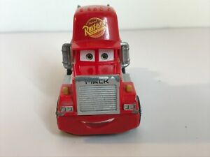 Disney Cars Mack Rusteze Diecast Truck only  J1