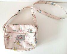 Cath Kidston Kids Girls Pink Fairy Mini Shoulder Crossbody Bag Oilcloth - VGC