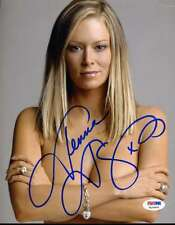 JENNA JAMESON PSA/DNA COA HAND SIGNED 8X10 PHOTO AUTHENTICATED AUTOGRAPH