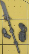 Warhammer 40K Space Marines Grey Knights Marine Nemesis Force Halberd (C)