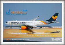 """NG Models 1:400 Thomas Cook Airlines Airbus a330-200 """"G-TCXB"""" 61011"""