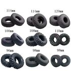 """4pcs 1.9"""" Rubber Wheel Tires for 1:10 RC Rock Crawler RC 4WD Best Quality Tires"""