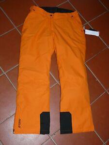 Maier SPORTS Women's Ski Pants Snowboard Pants Snow Trousers Orange New