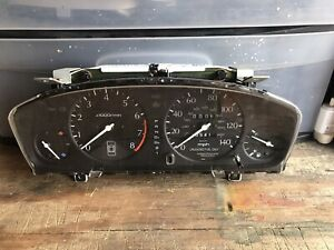 1997 ACURA CL INSTRUMENT CLUSTER AUTOMATIC TRANSMISSION 105k