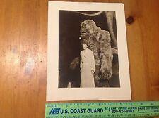 Amelia Aerhardt Photo By Kaufmann & 00004000  Fabry Century Of Progress 1933 With Gorilla