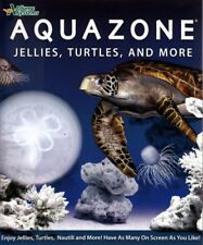 Aquazone Jellies Turtles & more Collection-Customize an online exotic fish tank