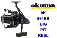 Okuma 8k FD 5 1bb Front Drag Reel Carp Fishing - 57739