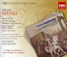 CD de musique classique en album Richard Wagner