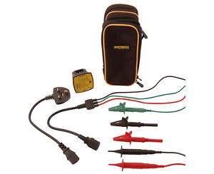 Martindale - EZ650 - Socket Tester Kit with Earth Loop Test - QTY 1 (Inc VAT)