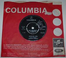 HERMAN'S HERMITS, SUNSHINE GIRL*NOBODY NEEDS TO KNOW, 1968 COLUMBIA 8446, EX-/EX