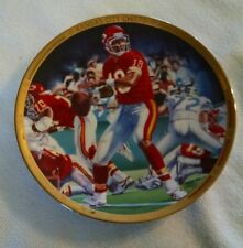 Joe Montana Collector Plate, Hamilton Collection, Come Back Kid.