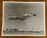 Official Photo of McDonnell Douglas F-4 Phantom II at USAF Acadamy Colorado