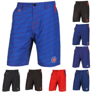 MLB Baseball Mens Team Logo Dots Walking Shorts - Pick Team