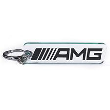 Mercedes AMG Schlüsselanhänger Emblem Tuning schwarz