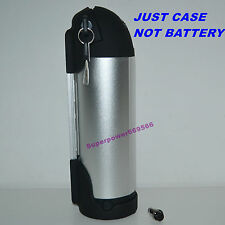 JUST Aluminum case, can put  24V 36V Li-ion battery inside for electric bicycle
