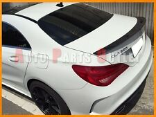 M-Benz W117 CLA180 CLA200 CLA250 P2-Type Carbon Fiber Trunk Spoiler 2013-2016