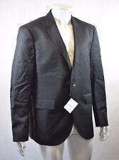 BNWT Hackett Windowpane Check Italian Super 110s Wool Suit Jacket - 44L (R6)