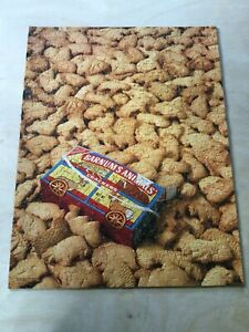 Vintage Springbok Jigsaw Puzzle Animal Snackers 500 Piece Complete