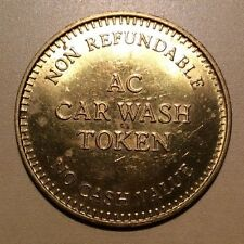 AC Car Wash Token Crown