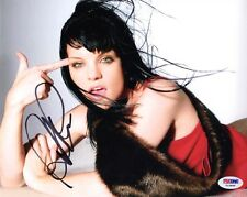 Pauley Perrette SIGNED IN PERSON 8x10 Photo Abby Sciuto NCIS PSA/DNA AUTOGRAPHED
